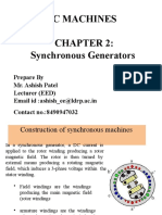 Synchronous Generator PART A