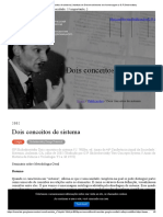 Dois conceitos de sistema _ Instituto de Desenvolvimento em homenagem a G.P.Shedrovitsky