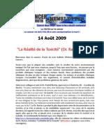 Newsletter 2009 08
