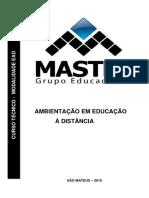 AMBIENTAÇÃO EM EDUCAÇÃO A DISTANCIA - REVISADA.pdf