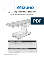 MOT-5602BW Maintenance Manual