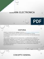 Guerra electronica