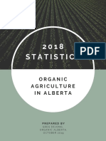Organic Agriculture in Alberta