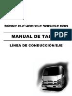 EJE ELF400-500-600