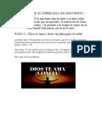 ENCUENTRE SU ESPERANZA EN JESUCRISTO.docx