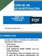 Documento a título informativo FORMATO APA
