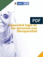 Capacidad legal de las personas con discapacidad - Ministerio de Justicia y del Derecho - Colombia
