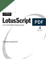 Lotus Script Lang