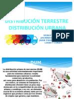 Distribucion terrestre y urbana.pptx