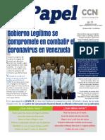 Notilibre - Edición 3 - 16 marzo 2020