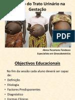 4- Infecção Urinária na gestação UPRA