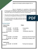 HR Assignment
