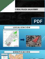 Analisis Arquitectonico Real Plaza Salaverry