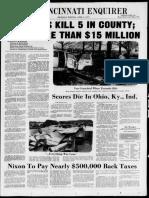 The Cincinnati Enquirer Thu Apr 4 1974