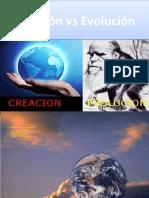 Creación vs Evolución