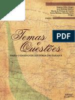 ALEGRO, Regina. Temas e questões para o estudo de História (org).pdf