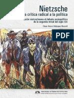 Uam - Nietzsche y La Crítica Radical a La Política