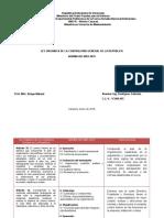LEY ORGÁNICA DE LA CONTRALORÍA GENERAL DE LA REPÚBLICA - ISO 9001-2015
