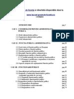 236 Functia si functionarul public. Rolul administratiei publice.doc
