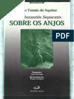 DE SUBSTANTIIS SEPARATIS - SOBRE OS ANJOS.pdf