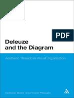 (Bloomsbury Studies in Continental Philosophy) Zdebik, Jakub_ Deleuze, Gilles-Deleuze and the Diagram _ Aesthetic Threads in Vis