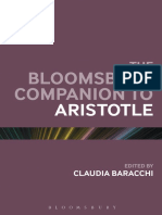 (Bloomsbury Companions) Claudia Baracchi-The Bloomsbury Companion to Aristotle-Bloomsbury Academic (2014).pdf