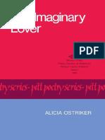Alicia Suskin Ostriker - The Imaginary Lover (1986, University of Pittsburgh Press).pdf