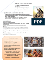 La Literatura Peruana - Comunicación PDF