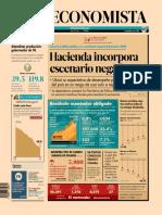 Periódico El Economista 02 de abril 2020
