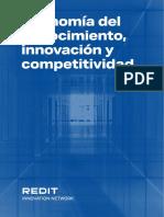ECONOMÍA DEL CONOCIMIENTO INNOVACIÓN Y COMPETITIVIDAD