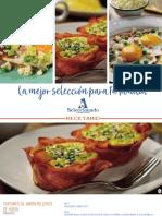 Recetario mexicano de huevo