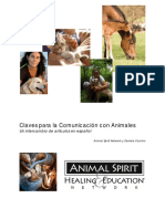 ANIMAL COMMUNICATOR librillo electronico
