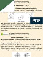Desenho técnico em Eletricidade - Perspectiva Isométrica parte 2