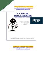 i 7 Killer Della Felicita'
