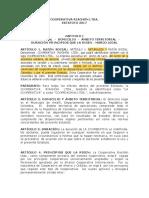 Estatuto 2017 REFORMADO