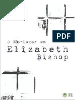 E-Book - O Nao Lugar Em Elizabeth Bishop
