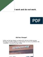 Logos That Don't Work