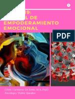 COVID19. Manual de Empoderamiento Emocional