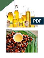 clasificacion de aceites