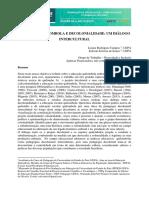 Educação quilombola e decolonialidade um dialogo intercultural