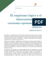 IPC_material de lectura 7 el empirismo lógico y el falsacionismo como corrientes epistemologicas clasicas SIN EXPLICACIÖN.pdf