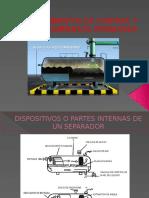 INSTRUMENTOS DE CONTROL DE UN SEPARADOR Y PROCEDIMIENTOS OPERATIVOS