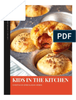 kids in the kitchen - life skills
