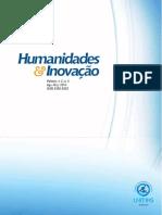 Revista-Humanidades e Inovação