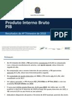 PIB Brasil 4tri2018 IBGE Resultados SPE.pdf
