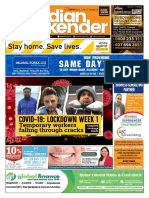 The Indian Weekender, Friday 03 April 2020 - Volume 12 Issue 03