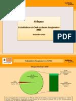 Estadisticas IMSS Noviembre 2010