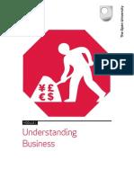 Module 1 Understanding Business