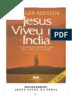 Jesus Viveu Na India - Holger Kersten