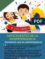 ANTECEDENTES DE INDEPENDENCIA GRADO 5.ppt